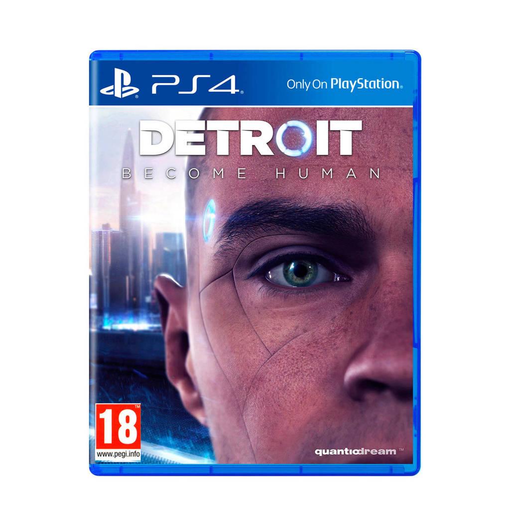 Detroit Become Human (PlayStation 4) (PlayStation 4), -