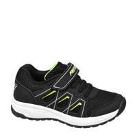 Bobbi-Shoes   sneakers zwart/geel, Zwart/geel
