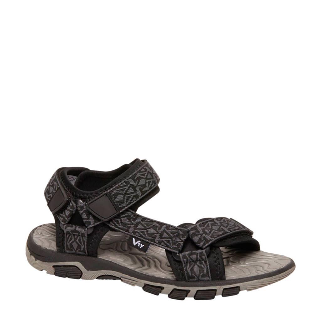 Victory   outdoor sandalen grijs/zwart, Grijs/zwart