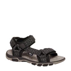outdoor sandalen grijs/zwart