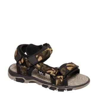 sandalen camouflage