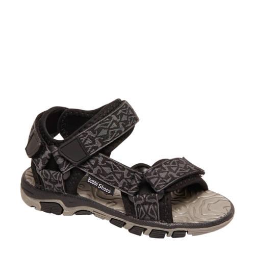 Bobbi-Shoes sandalen grijs/zwart kopen
