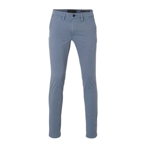 C&A Angelo Litrico chino blauw
