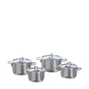 Gastronome pannenset - 4-delig