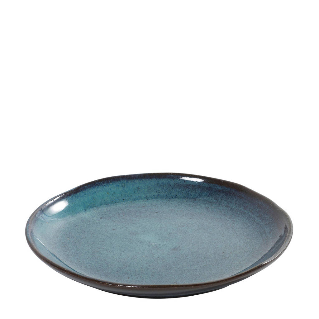 Serax Aqua gebaksbord (Ø22 cm), Blauw