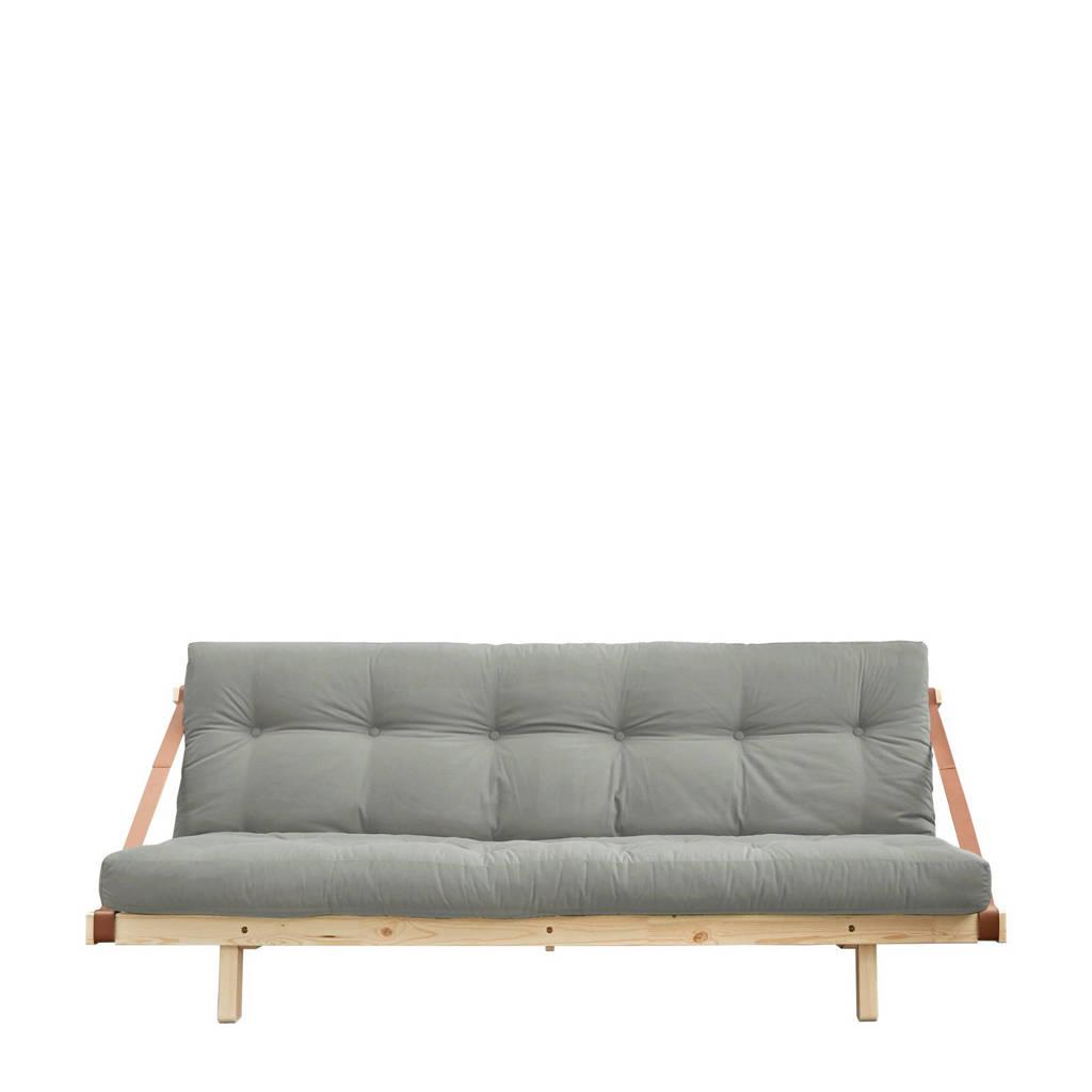 Karup Design slaapbank Jump, Naturel hout, grijs
