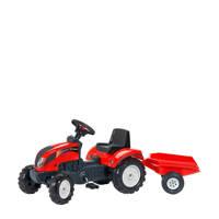 Falk  tractor trac set rood 2/5