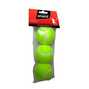 tennisballen 3 stuks