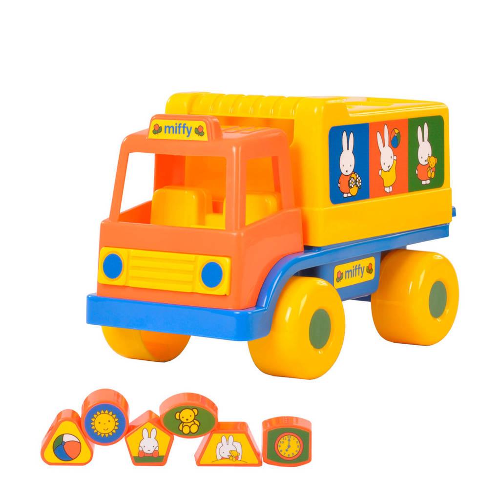 nijntje vormen truck