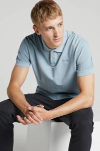 Pepe Jeans regular fit polo lichtblauw, Lichtblauw