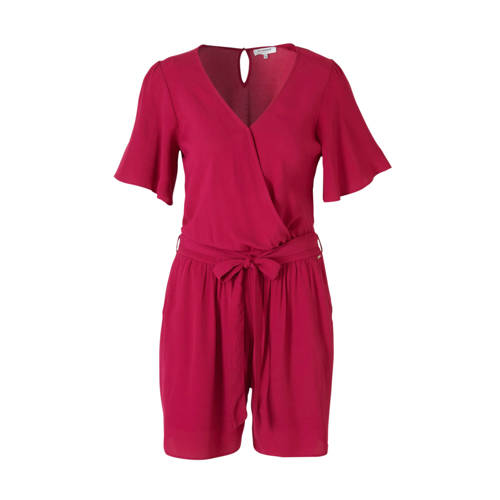playsuit fuchsia