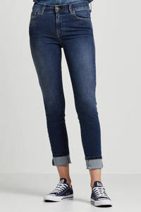Diesel super skinny jeans D-roisin blauw, 01 Mid Blue