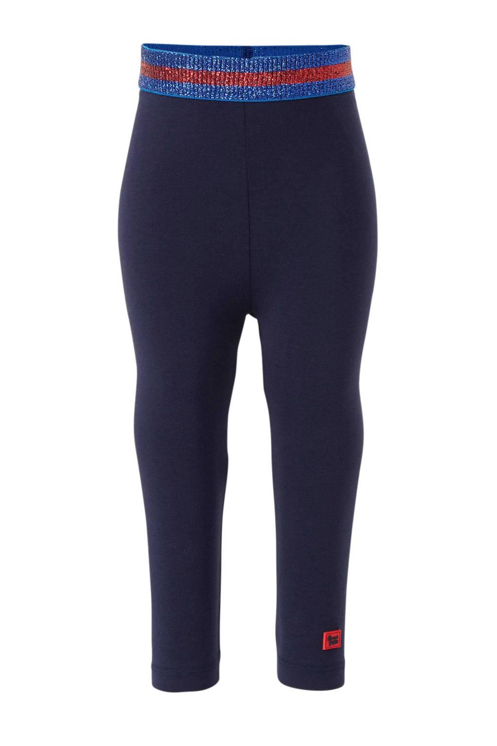 Quapi legging Vesper donkerblauw, Donkerblauw