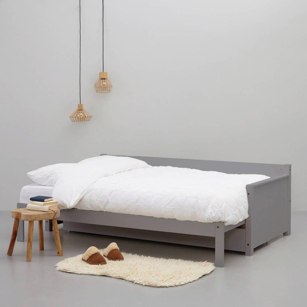 whkmp's own bedbank Morra  (90x200 cm), Grijs