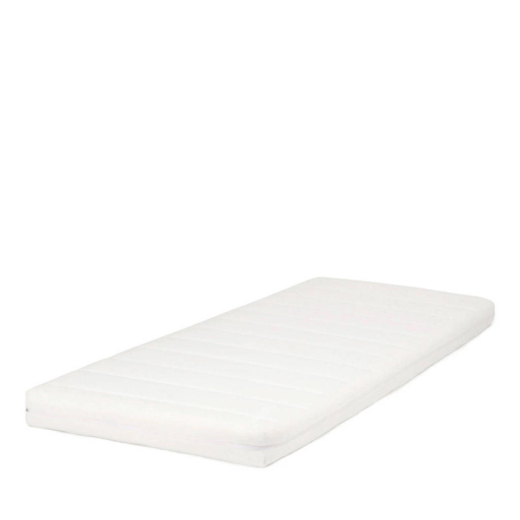 Wehkamp Home pocketveringmatras Comfort  (140x200 cm), Wit