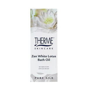 White Lotus badolie - 100 ml