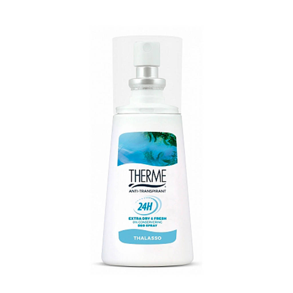 Therme Anti-Transpirant thalasso deodorant spray - 75 ml
