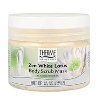 Therme Zen White Lotus bodyscrub - 350 ml