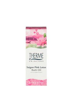 Saigon Pink Lotus badolie - 100 ml