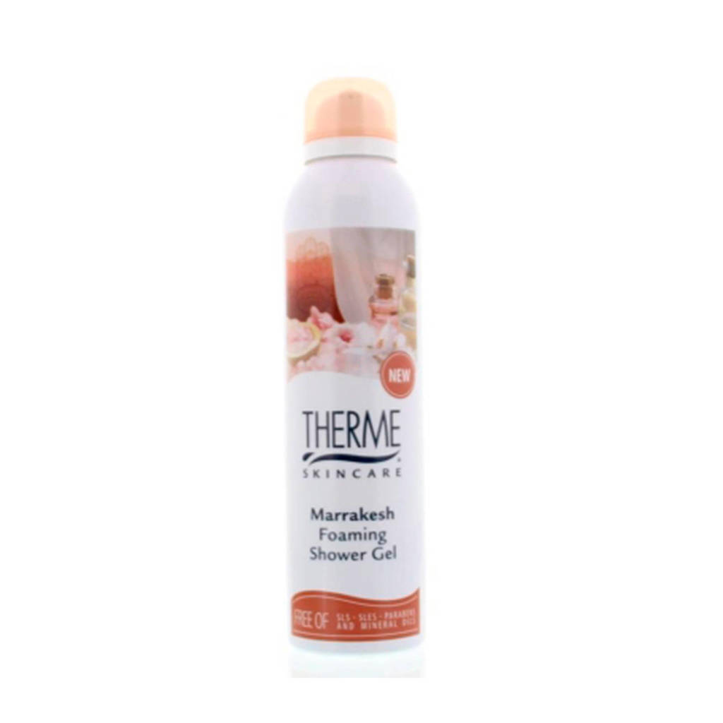 Therme Marrakesh foaming douchegel - 200 ml