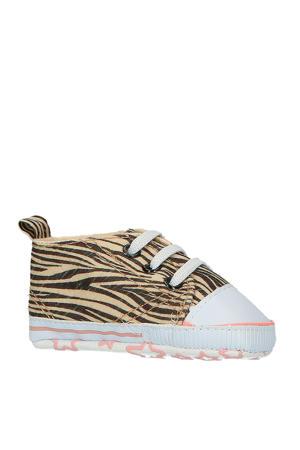 babyschoenen zebraprint