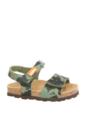 Kenji 3 sandalen camouflage