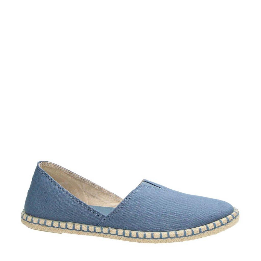 Skechers   Bobs Sunnyville espadrilles blauw, Blauw