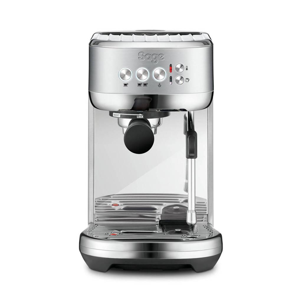 Sage BAMBINO PLUS espressomachine, Zilver