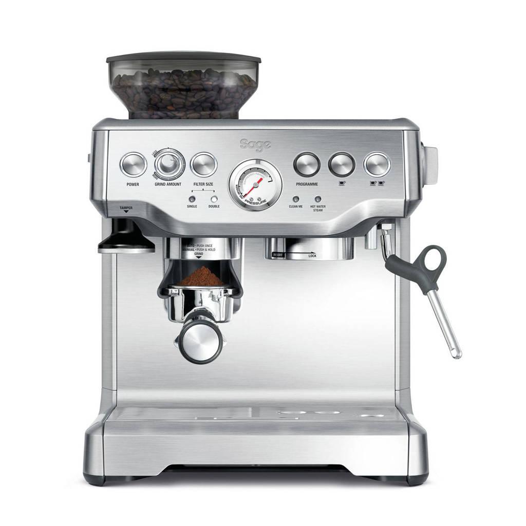 Sage BARISTA EXPRESS espresso apparaat, Roestvrijstaal