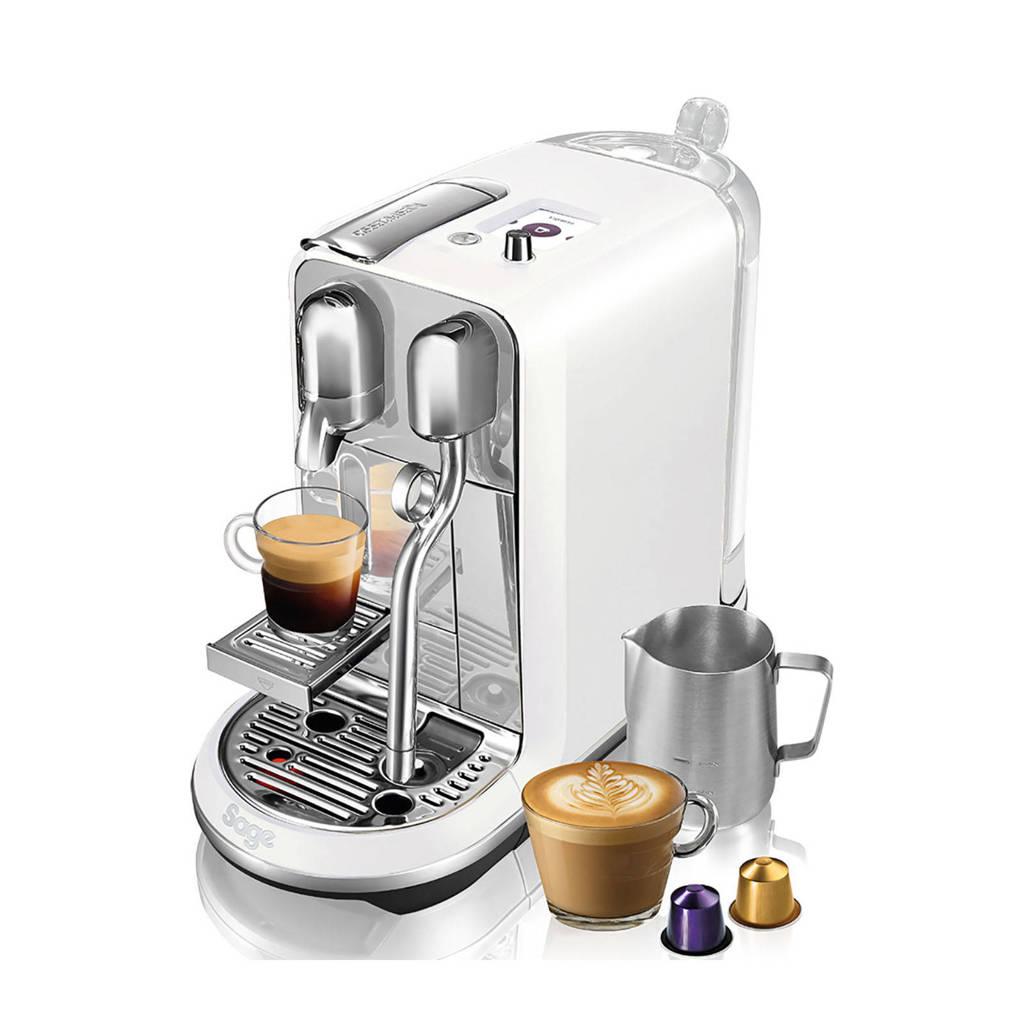 Sage CREATISTA PLUS Nespresso machine, Wit