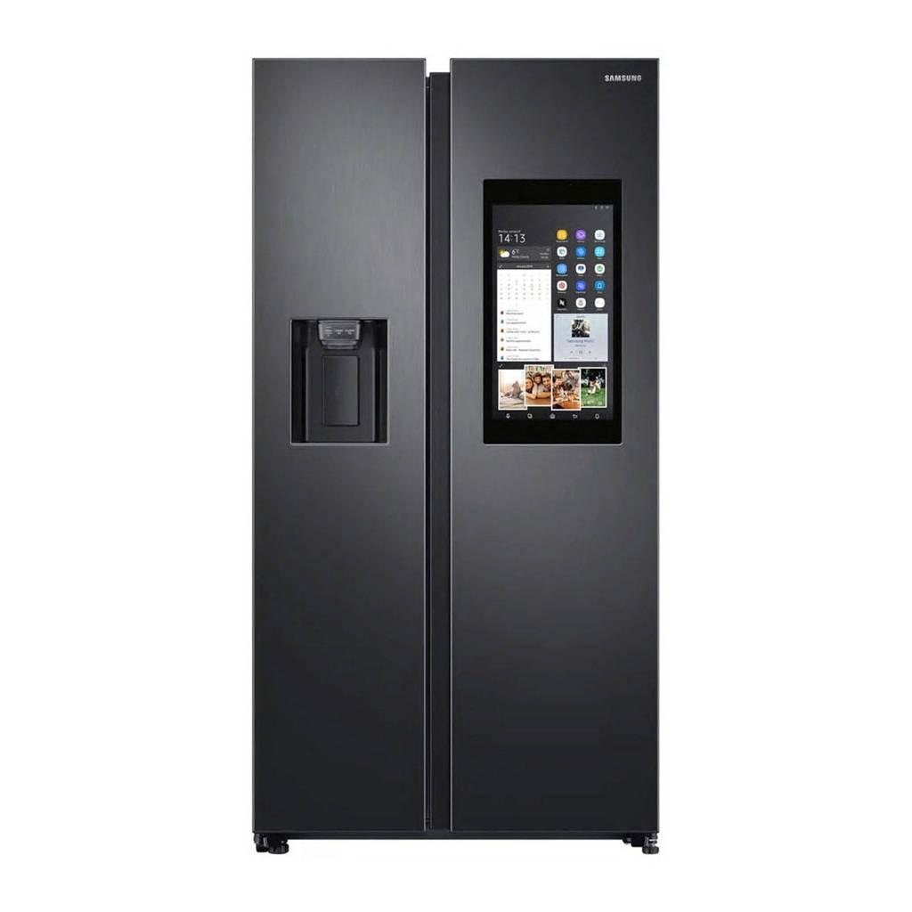 Samsung  Amerikaanse koelkast, Zwart