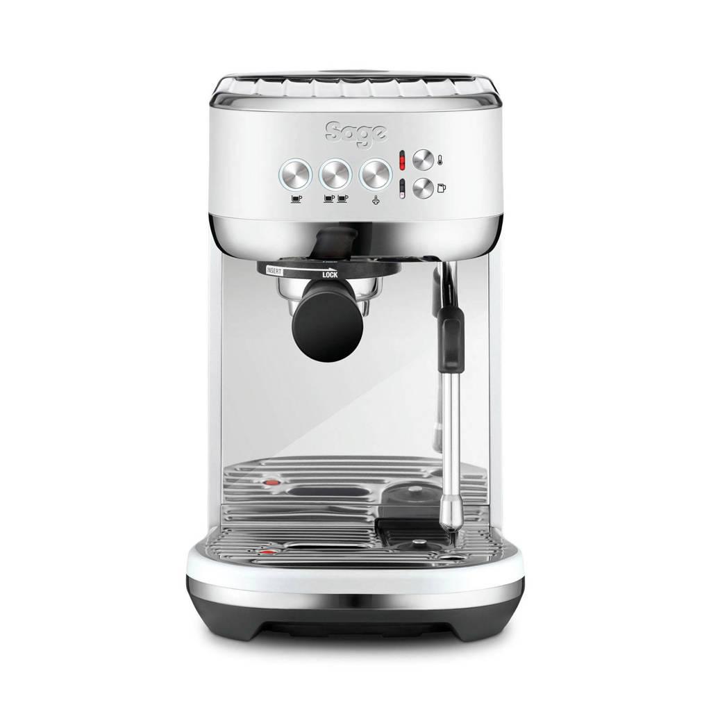 Sage BAMBINO PLUS espressomachine, Wit