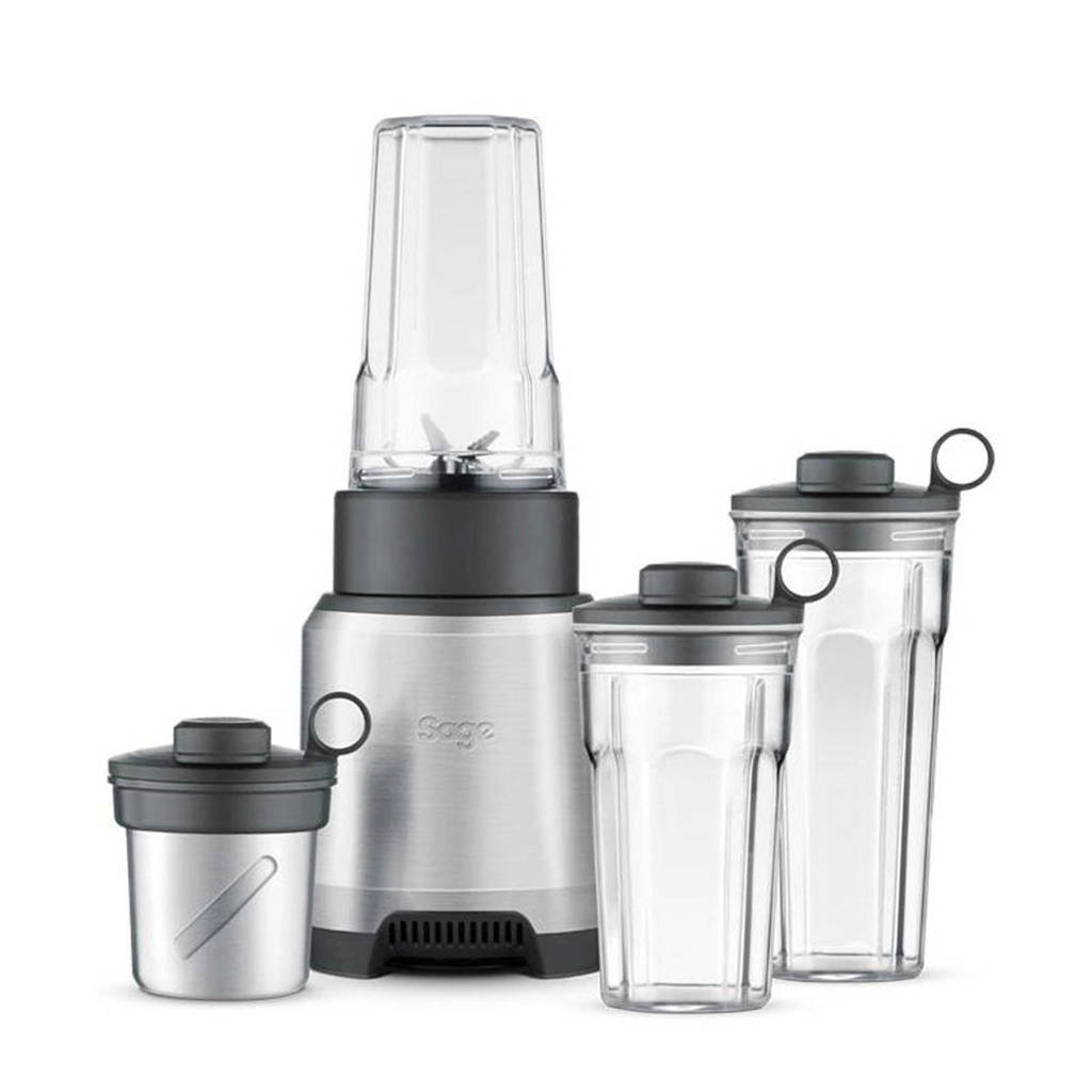 Sage BOSS TO GO PLUS blender to go, Roestvrijstaal