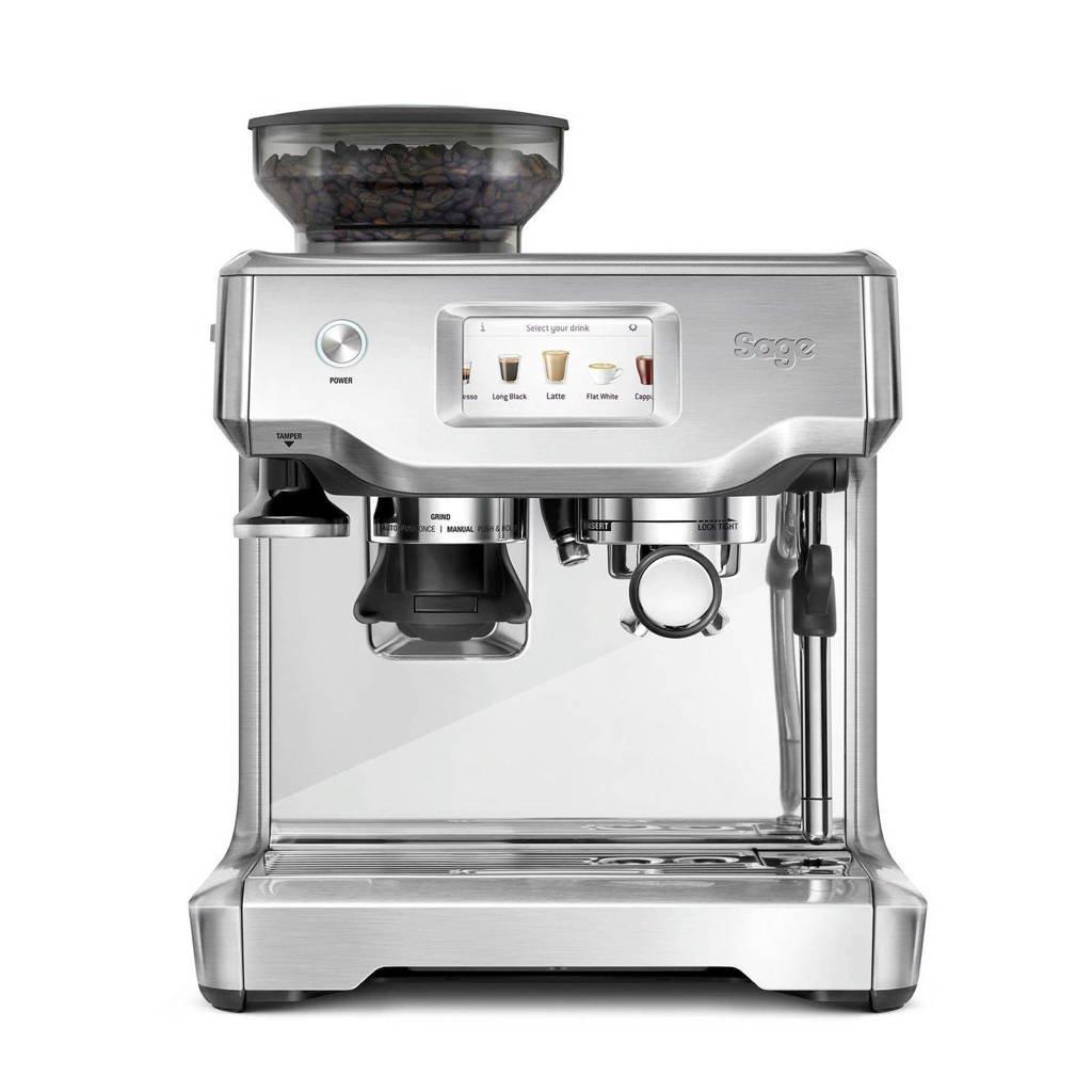 Sage BARISTA TOUCH espressomachine, Zilver