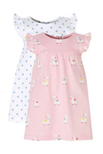 Palomino jurk - set van 2
