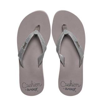 Star Cushion Sassy teenslippers grijs