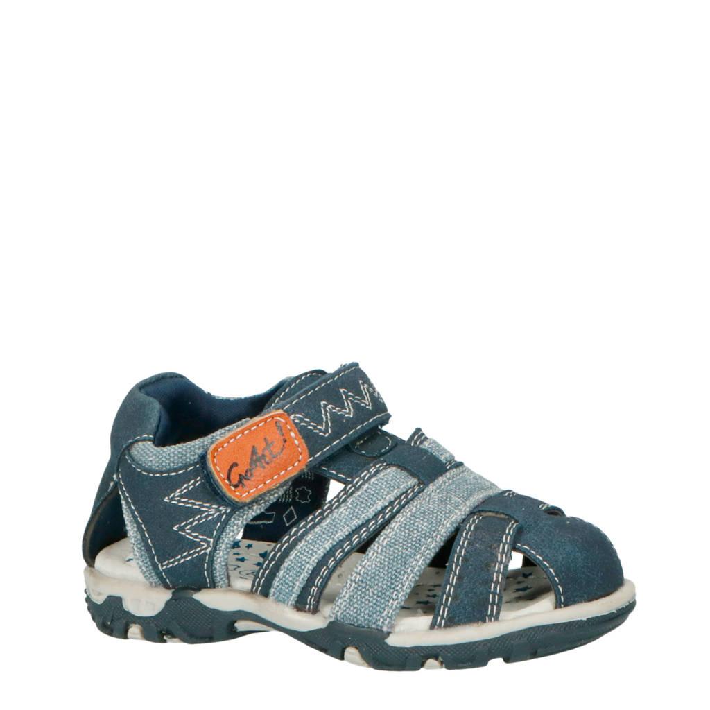 Go4It   Bobby sandalen denim, Blauw/denim