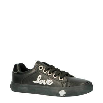 Davy sneakers zwart