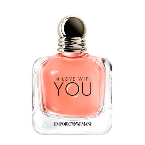 Emporio Armani In Love with You Eau de Parfum (Various Sizes) 50ML