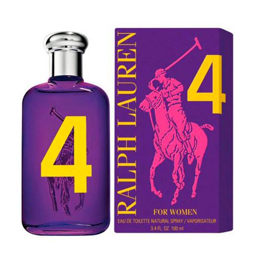 Ralph Lauren Purple No. 4 Eau de Toilette Spray 100 ml