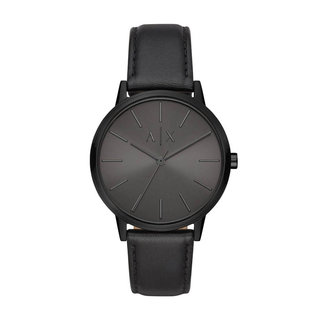Armani Exchange Cayde Heren Horloge AX2705, Zwart