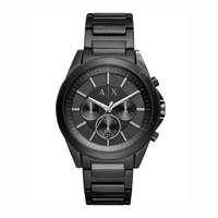 Armani Exchange horloge Drexler AX2601 zwart, Zwart