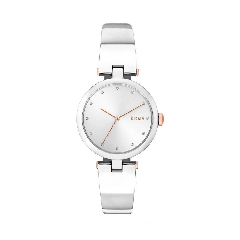 DKNY horloge NY2745, Zilver