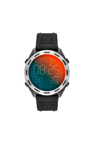 horloge  Crusher DZ1893 zwart/grijs
