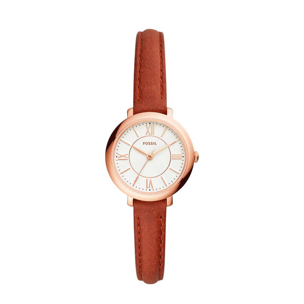 Fossil horloge ES4412, Rosé