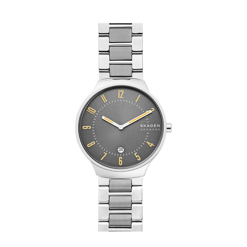 Skagen Grenen Heren Horloge SKW6523, Zilver