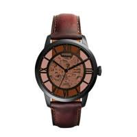 Fossil Townsman Heren Horloge ME3098, Zilver/bruin