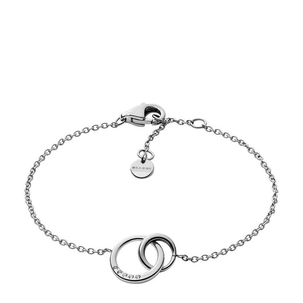 Skagen Elin Dames Armband SKJ1054040, Zilver
