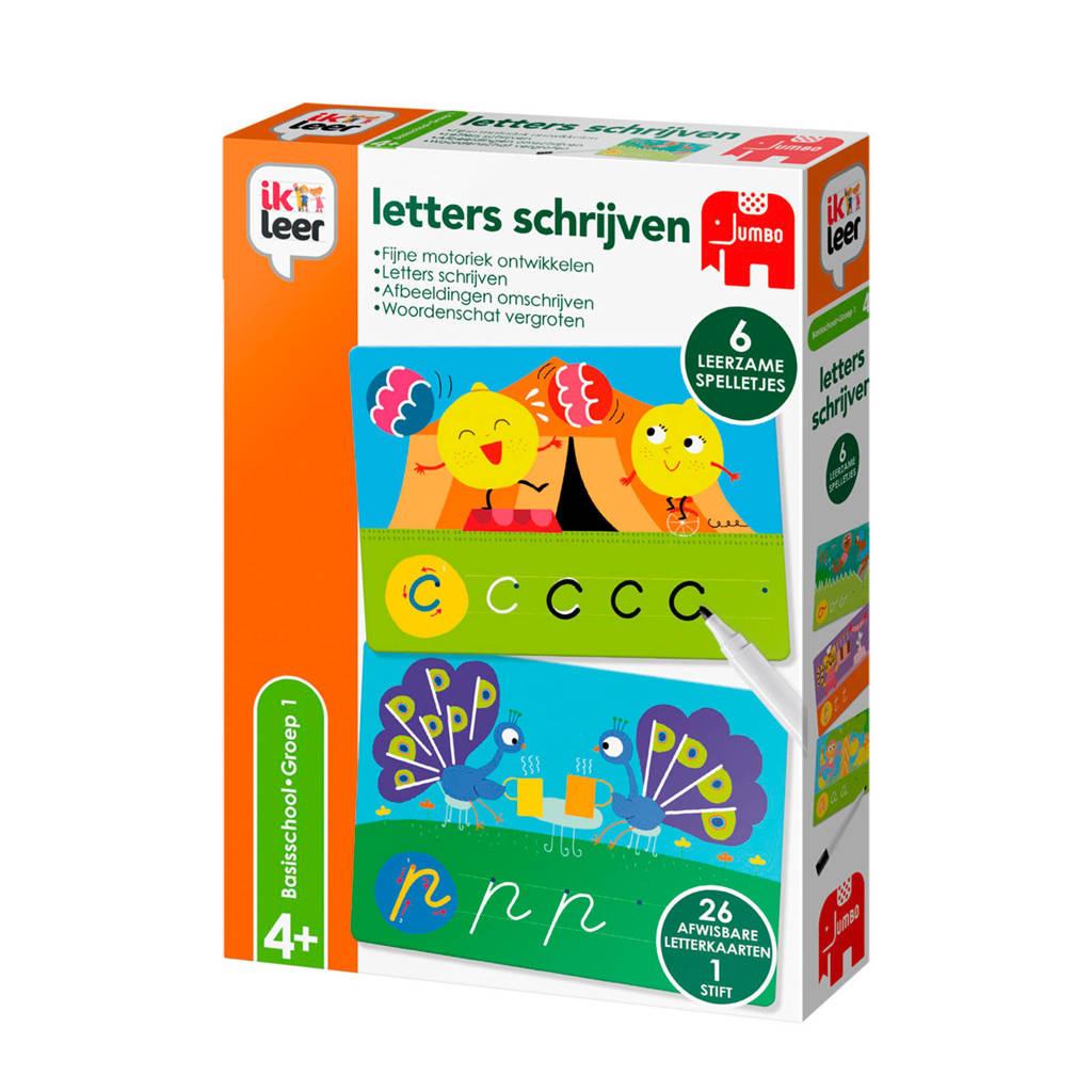 Jumbo Ik leer  letters schrijven