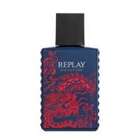 REPLAY Signature Red Dragon eau de toilette - 50 ml
